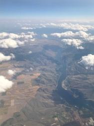 Flying East