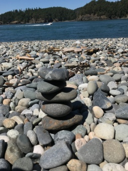 Pacific Coast cairn